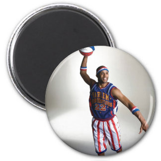 Flight Time leap 2 Inch Round Magnet