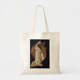 Flight to Egypt, Madonna and Child Tote Bag