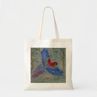Flight to the Canopy Small Tote