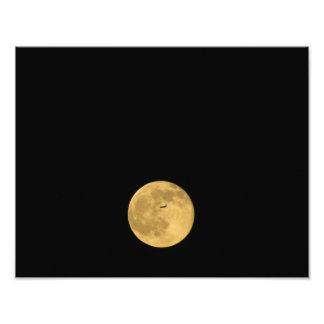 Flight to the Moon Photo Print
