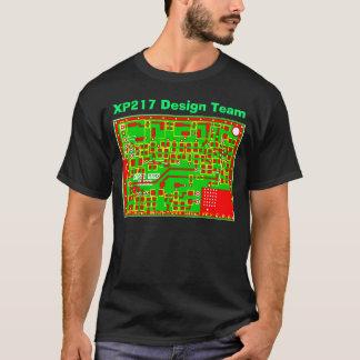 FlightModel, XP217 Design Team T-Shirt