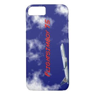 Flightsimboy 75 iPhone 7 Case