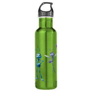Flik, Dot and Princess Atta 710 Ml Water Bottle
