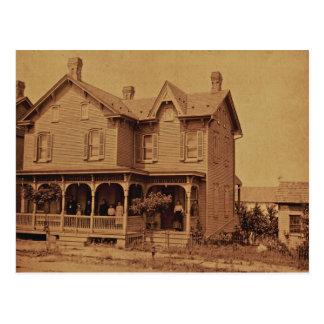 Flinchbaugh's Cigar Manufacture, Red Lion, PA Postcard