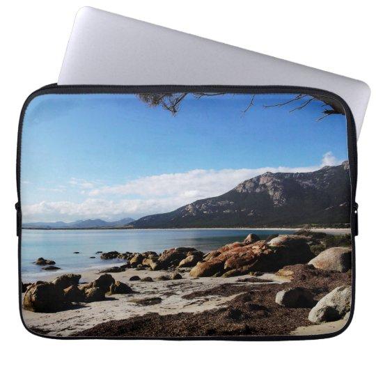 """Flinders Island Tasmania 13"""" Laptop Sleeve"""
