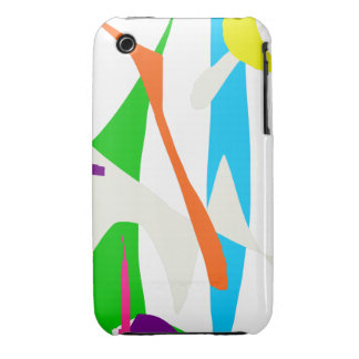 Fling Squid Will Take over the Earth in No Time iPhone 3 Cases