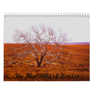 Flint Hills of Kansas Calendar