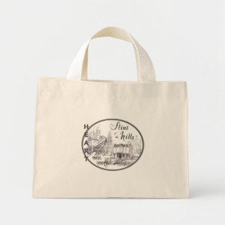 Flint Hills Tote1 Mini Tote Bag
