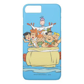 Flintstones Family Roadtrip iPhone 7 Plus Case