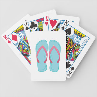 Flip Flop Bicycle Playing Cards