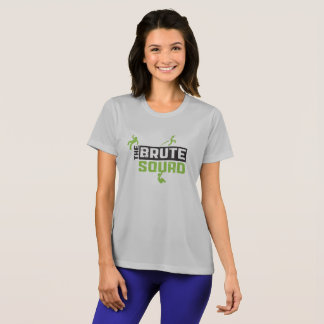 Flip Flop Brute Squad Competitor shirt silver