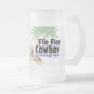 Flip Flop Cowboy Mug