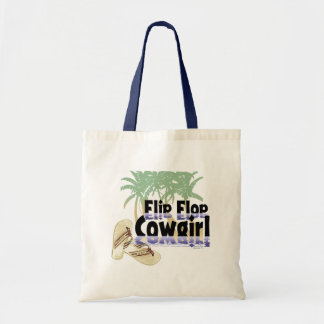 Flip Flop Cowgirl Bag