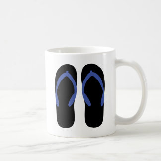 flip-flop icon coffee mug