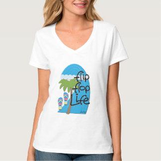 Flip Flop Life Tee Shirt
