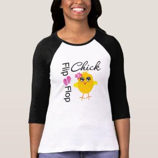 Flip-Flop Sandals Chick T-shirt