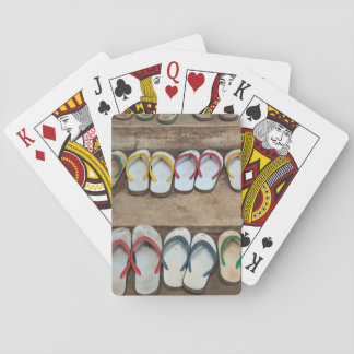 Flip Flop Sandles Playing Cards