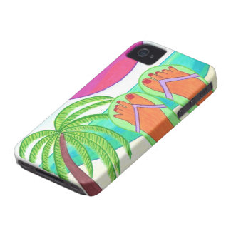 Flip Flops Blackberry Case