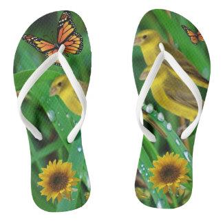 Flip Flops Butterfly