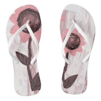 Flip Flops Floral