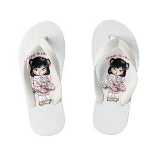 Flip Flops for Girls