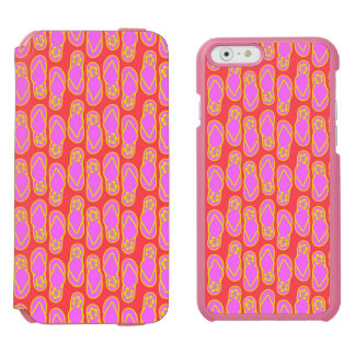 Flip Flops Hawaiian Style Incipio Watson™ iPhone 6 Wallet Case