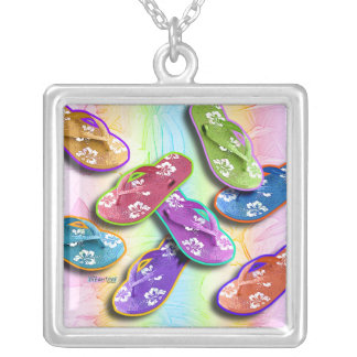 Flip Flops Necklace