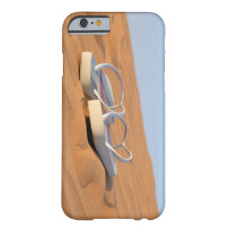 Flip Flops On The Sand Barely There iPhone 6 Case
