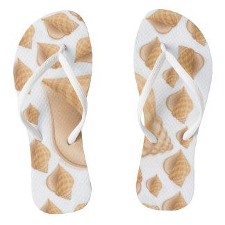 Flip Flops Seashell