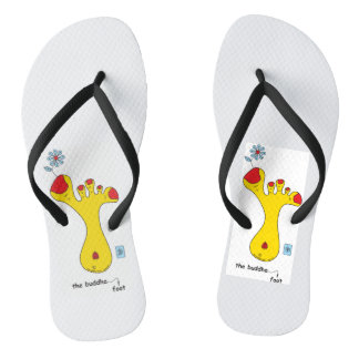 flip flops, slim strap, the buddha foot, 104 flip flops