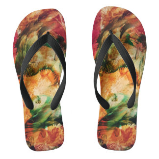 Flip-flops, summer, colorful, flip-flops, ladies, flip flops
