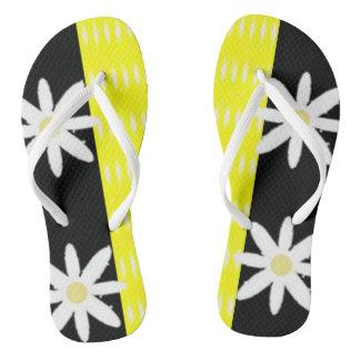 Flip Flops Sunflower