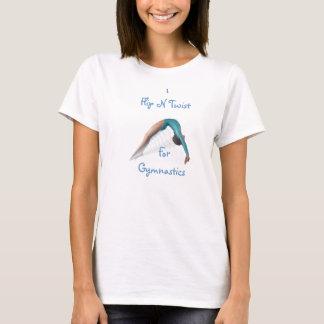 Flip N Twist,  ForGymnastics T-Shirt