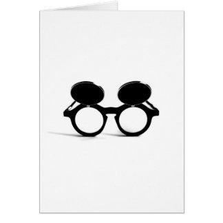Flip Up Sunglasses Cards