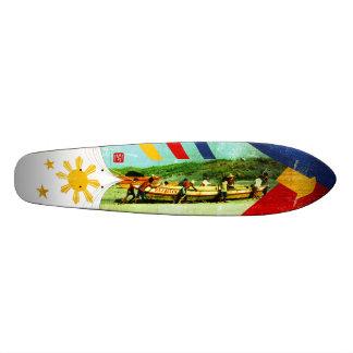 Flipboard Oldschool Skateboard