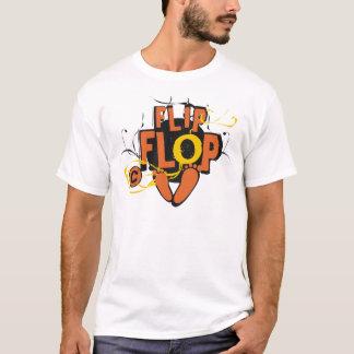FlipFlop Orange T-Shirt