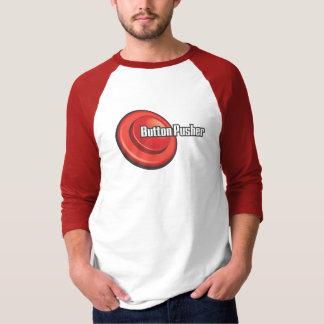 Flipper Button Pusher T-Shirt