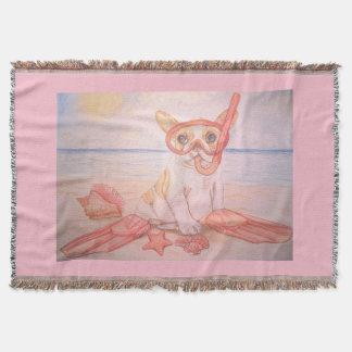 Flipper Throw Blanket