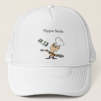 Flippin-Stacks Trucker Hat