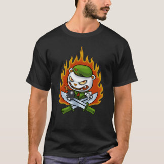 Flippy Flame Tattoo T-Shirt