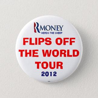 FLIPS OFF TOUR - Button