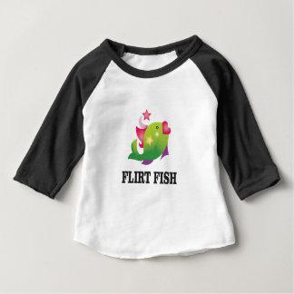 flirt fish yeah baby T-Shirt