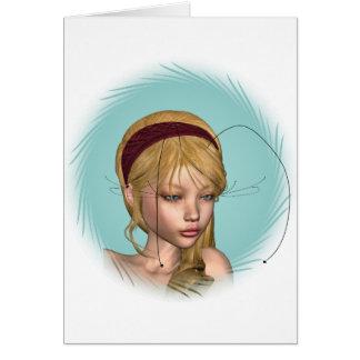 Flirty Fae 03 Card