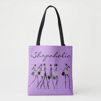 Flirty Fun Shopaholic Tote