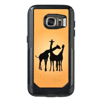 Flirty Giraffe OtterBox Samsung Galaxy S7 Case