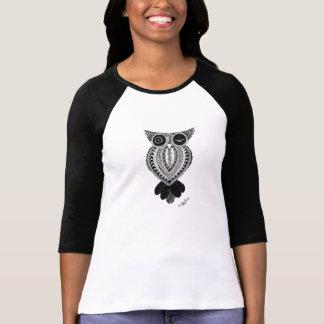 Flirty Owl Women's Shirt