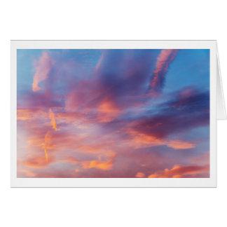 flirty sky card