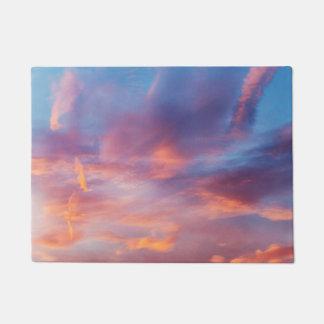 flirty sky doormat