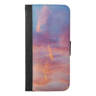 flirty sky iPhone 6/6s plus wallet case