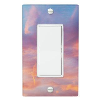 flirty sky light switch cover
